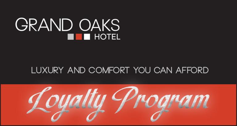 Grand Oaks hotel discounts