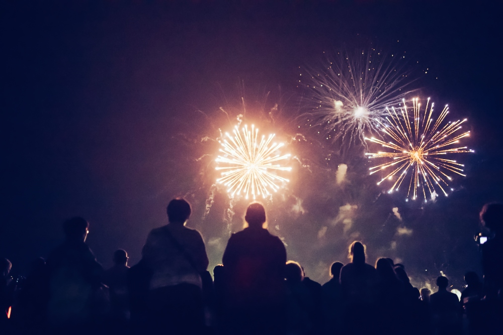 Fourth of July fireworks shows in Branson MO